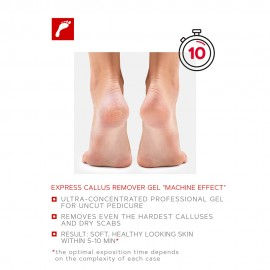 "Express Callus Remover Gel ""Machine Effect"""