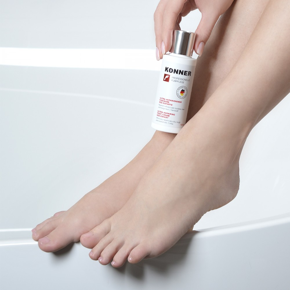 "Ultra-Repairing Foot Cream ""SOS expert"""