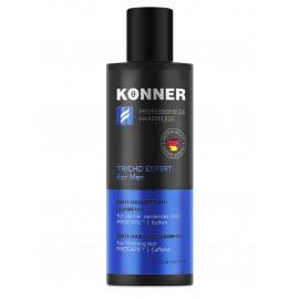 """Anti-Hair Loss Shampoo for Men """"TRICHO EXPERT"""" Еnhanced Formula for Thinning Hair, 250 ml"""