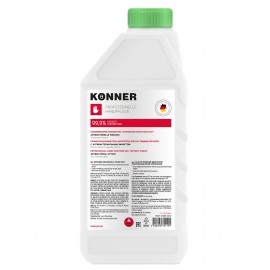 "Professional Hand Sanitizer Gel ""Instant Shield"", 1 L"